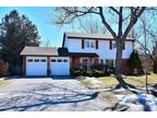 Location, Location!!! Immaculate Four BR, 2 Story Home On Stunning Mature Treed