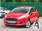 Ford Fiesta 1.5 TDCi Zetec 3dr City Pack Hatchback 2014, 59834 miles