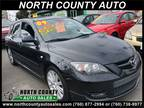 2009 Mazda MAZDASPEED3 Sport 5-Door HATCHBACK 5-DR
