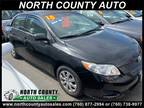 2010 Toyota Corolla Base 5-Speed MT SEDAN 4-DR