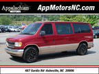 1992 Ford E150 Red, 101K miles