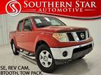 2006 Nissan Frontier 4x2 Crew Cab 125.9 in. WB