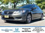 2014 Honda Accord Gray, 75K miles