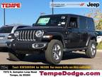2019 Jeep Wrangler Unlimited Gray, 50 miles