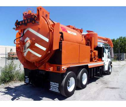 2003 Sterling L7500 VacCon VACUUM/JETTER COMBO is a 2003 Thunder Mountain Sterling Other Commercial Truck in Miami FL