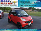 2013 Smart fortwo Red, 47K miles