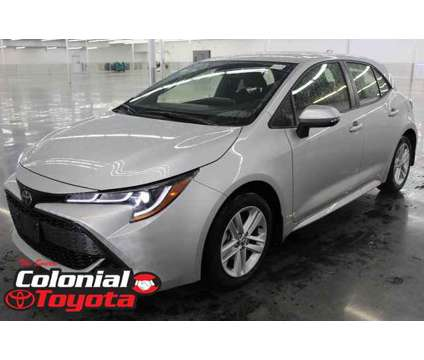 2019 Toyota Corolla Hatchback SE is a Silver 2019 Toyota Corolla SE Hatchback in Milford CT