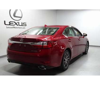 2016 Lexus ES 350 is a Red 2016 Lexus ES Sedan in Watertown MA