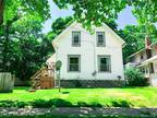 Lansing Four BR One BA, This updated 2-story home built in 1907 is