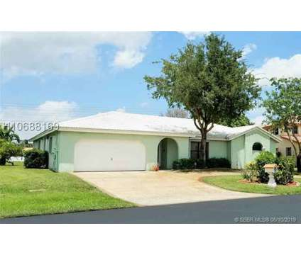 Three BR, Available for showing in another week ~ in Davie FL is a Property