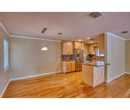 1405 Ford St KERRVILLE Three BR, Huge 22'x21' Living Room leads at 1405 Ford St in Kerrville TX is a Real Estate and Homes