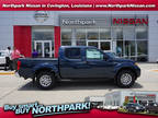 2019 Nissan frontier Blue, new