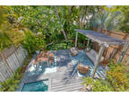 Key West, Enjoy this classic 2 bd/Two BA home encompassing a