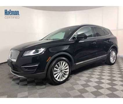 2019 Lincoln MKC Standard is a Black 2019 Lincoln MKC SUV in Maple Shade NJ