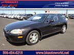 1993 Honda Civic del Sol Black, 332K miles