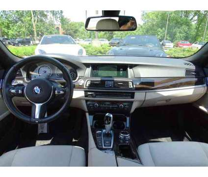 2014 BMW 5 Series 535i xDrive M Sport is a Black 2014 BMW 5-Series Car for Sale in Lake Bluff IL