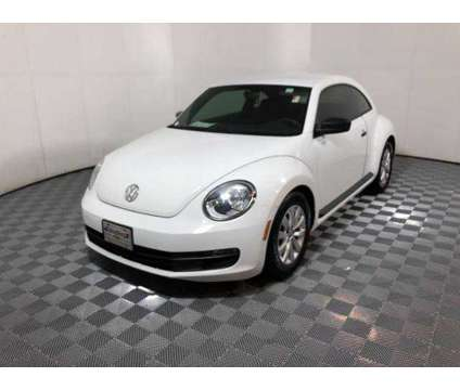 Used 2014 Volkswagen Beetle 2dr Auto PZEV is a 2014 Volkswagen Beetle 2.5 Trim Car for Sale in Franklin IN