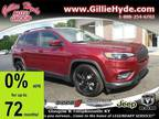 2019 Jeep Cherokee Red, new