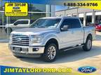 2015 Ford F-150 Silver, 34K miles