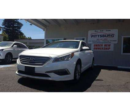 2015 Hyundai Sonata for sale is a 2015 Hyundai Sonata Car for Sale in Pittsburg CA