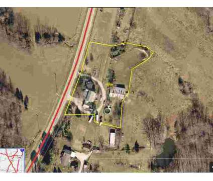 58 N State Road 45 Road Bloomfield Seven BR, Convenient to I69 at 58 N State Rd 45 Rd in Bloomfield IN is a Real Estate and Homes