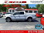 2010 Ford F-150 4WD SuperCrew 139 in Lariat