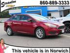 2016 Ford Focus Red, 42K miles