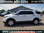 2013 Ford Explorer White, 107K miles