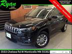 2019 Jeep Cherokee Black, 12 miles