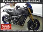2014 Yamaha FZ09 - No data