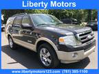 2007 Ford Expedition Eddie Bauer 4WD SPORT UTILITY 4-DR