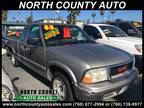 2003 GMC Sonoma SLS Ext. Cab 2WD EXTENDED CAB PICKUP 2-DR