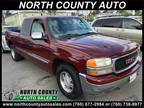 2001 GMC Sierra 1500 SL Ext. Cab Long Bed 2WD EXTENDED CAB PICKUP 4-DR
