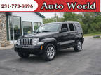 2010 Jeep Liberty Black, 118K miles