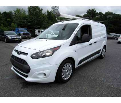 2015 Ford Transit Connect XLT is a White 2015 Ford Transit Connect XLT Car for Sale in Turnersville NJ