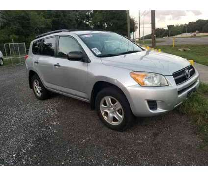 Used 2010 Toyota RAV4 for sale is a Silver 2010 Toyota RAV4 4dr Car for Sale in Temple Terrace FL