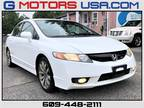 2009 Honda Civic Si Sedan with Performance Tires SEDAN 4-DR