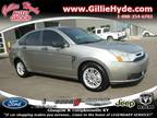2008 Ford Focus Silver, 141K miles