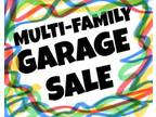 MULTI-FAMILY Garage Sale this Saturday, June 22nd. Rain or shine - June 22, 2019