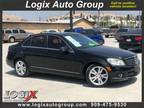 2010 Mercedes-Benz C-Class C300 Sport Sedan SEDAN 4-DR