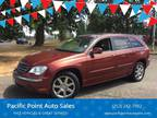2007 Chrysler Pacifica Limited AWD 4dr Wagon