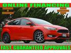 2016 Ford Focus Red, 95K miles