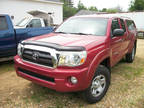 2008 Toyota Tacoma Red, 120K miles