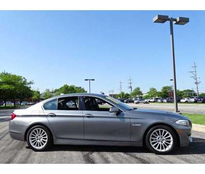 2011 BMW 5 Series 535i is a Grey 2011 BMW 5-Series Car for Sale in Morton Grove IL