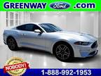 2018 Ford Mustang Silver, 32K miles