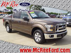 2017 Ford F-150 Brown, 39K miles