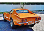 1973 Chevrolet Corvette T-Top, 68k Actual Miles, Numbers Matching 454