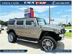2008 HUMMER H2 Luxury 4WD