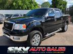 2005 Ford F-150 Lariat 4dr SuperCrew 4WD Styleside 5.5 ft. SB