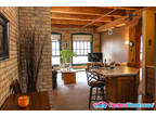 Stunning One BR One BA Loft one block from the river walk
